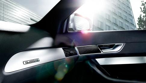 Transportation - Interiorfoto Audi A6 Tuere mit Lens Flare