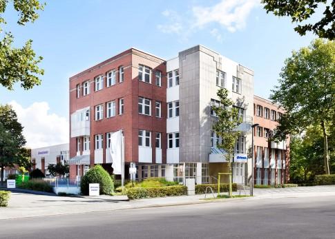 Architektur--Firmengebaeude_Außenansicht