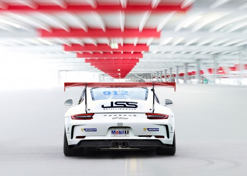 Porsche-Cup' 2017
