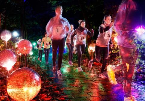 E.ON   -    Illuminationslauf - Paderborn